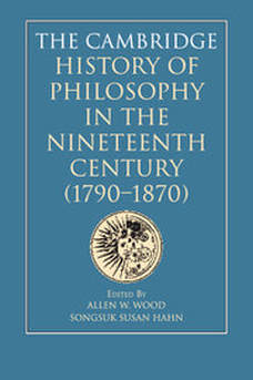 Erica Benner and others, The Cambridge History of Philosophy in the Nineteenth Century